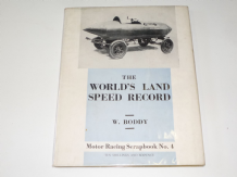 World's Land Speed Record : The (Boddy 1951)